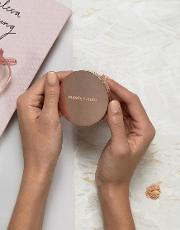 Nude By Nature , Mattifying Pressed Setting Powder