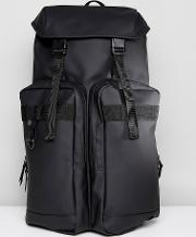 Rains , Utility Backpack In Black