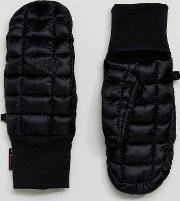The North Face , Thermoball Mitt Glove In Tnf Black