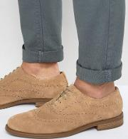 Vagabond , Salvatore Oxford Suede Brogue Shoes