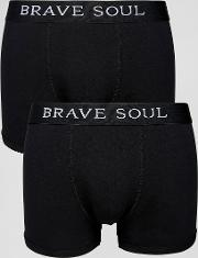 Brave Soul , 2 Pack Boxers