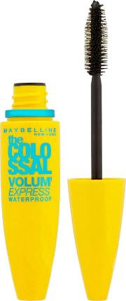 Maybelline , The Colossal Volum' Express Waterproof Mascara