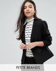 New Look Petite , Tailored Jacket