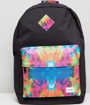 Spiral , Backpack With Trance Print