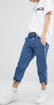 House Of Holland , X Lee Boyfriend Jeans