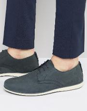 Red Tape , Derby Shoes In Navy