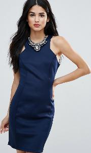 Zibi London , Tunic Dress With Removable Necklace