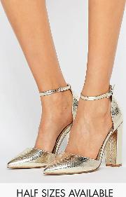 Asos , Penalty Pointed High Heels