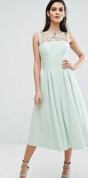 8th Sign , The Cosmos Dress With Full Skirt