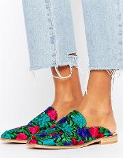 Free People , Brocade At Ease Loafer