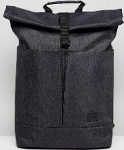 Spiral , Rolltop Backpack Detroit