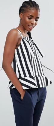 Minimum , Stripe Cami Top