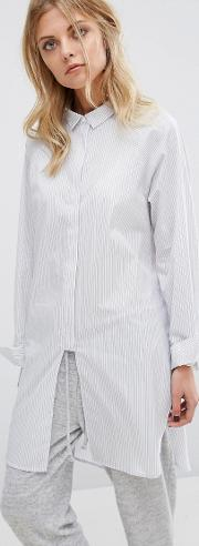 Selected , Stripe Shirt
