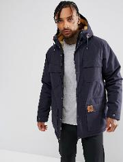 Carhartt Wip , Mentley Jacket With Pile Lining