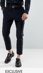 Heart & Dagger , Tapered Trouser In Cord