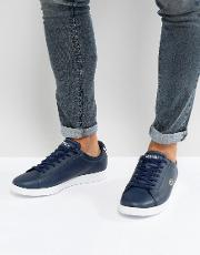 Lacoste , Carnaby Evo Leather Trainers