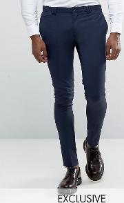 Noak , Super Skinny Suit Trousers