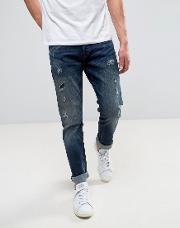 Only & Sons , Slim Jeans