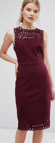 Ted Baker , Cut Out Detail Bodycon Dress