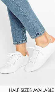 Asos , Darby Lace Up Trainers