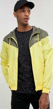 Only & Sons , Wind Breaker With Colour Block