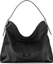 Aspinal Of London , The Hobo Bag In Black