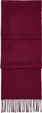 Aspinal Of London , Pure Cashmere Scarf In