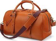 Aspinal Of London , The Small Harrison Weekender In Smooth