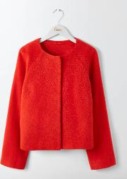 Boden , Cropped Sienna Red Women Boden