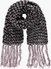 Boohoo , Scarf - Brown
