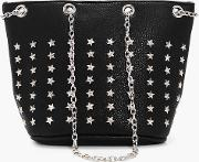 Boohoo , Star Stud Duffle Bag Black