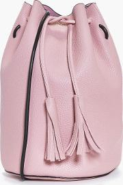 Boohoo , Tall Drawstring Duffle Bag - Pink