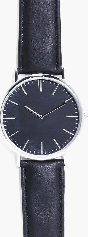 Boohoo , Watch - Black
