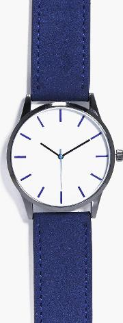 Boohoo , Watch - Navy