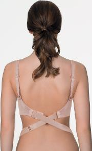 Maidenform , Low Back Converter Clips In Nude