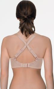 Maidenform , Racer Back Clips In Clear/black
