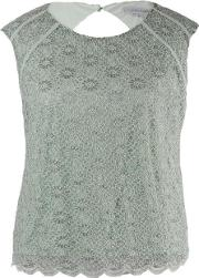 Chesca , Opal Daisy Lace Cathedral Camisole
