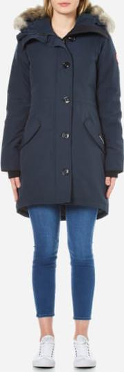 Canada Goose , Women's Rossclair Parka Ink