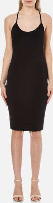 Bec & Bridge , Women's Warriors Keeper Midi Dress Black
