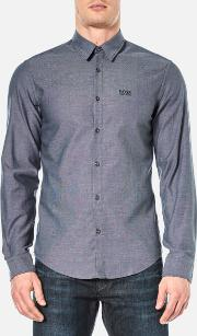 Boss Green , Men's Buster Shirt Navy