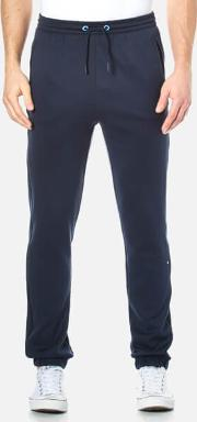 Boss Green , Men's Hadiko Cuffed Jog Pants Navy
