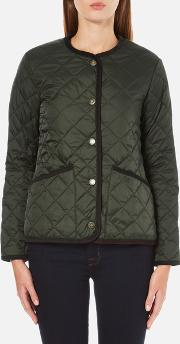 Barbour Heritage , Women's Oversized Liddesdale Jacket Sage