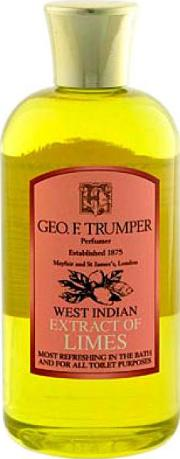 Geo F Trumper , Extracts Of Limes Bath And Shower Gel 200ml