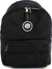 Versus Versace , Kuba Black Nyon Backpack