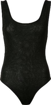 Area Di Barbara Bologna , Ribbed Bodysuit Women Polyamidepolyesterspandexelastaneviscose M