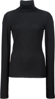 Christian Siriano , Roll Neck Jumper Women Polyester 4