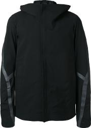 Devoa , 'schoeller Dynamic' Composite Jacket Men Polyesterspandexelastane 4, Black