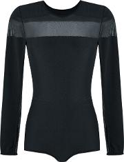 Giuliana Romanno , Panelled Body Women Polyamidespandexelastane M, Women's, Black