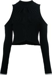 Manning Cartell , Primary Vote Knitted Blouse Women Nylonviscose S, Women's, Black