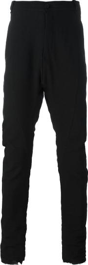 Masnada , Gathered Tapered Trousers Men Linenflaxvirgin Wool 50